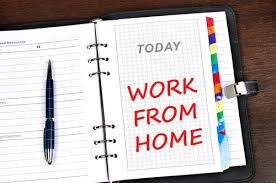 lucrează la acasa